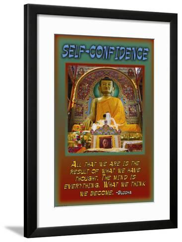 Self-Confidence--Framed Art Print