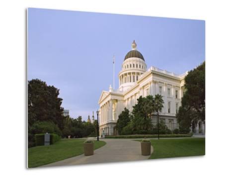 State Capitol Building, Sacramento, California-Dennis Flaherty-Metal Print