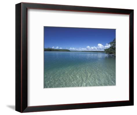 Lovers Key SRA, Ft. Myers Beach, Florida-Maresa Pryor-Framed Art Print