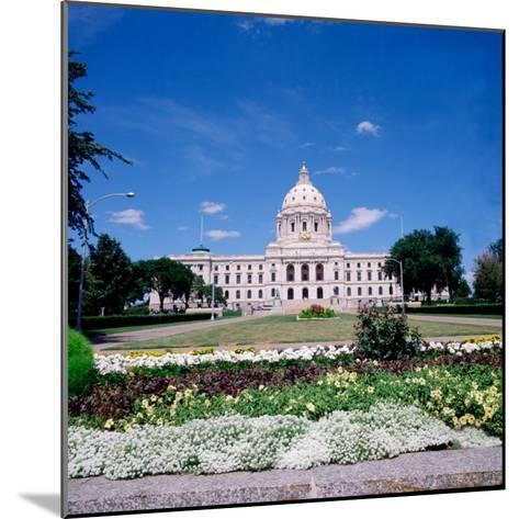 Minnesota State Capitol Building, St. Paul, Minnesota-Bernard Friel-Mounted Photographic Print