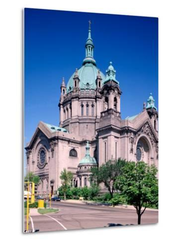 Cathedral of St. Paul, St. Paul, Minnesota-Bernard Friel-Metal Print