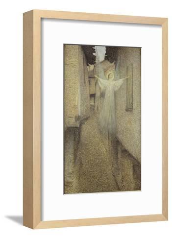 L'Apparition-Henri Martin-Framed Art Print