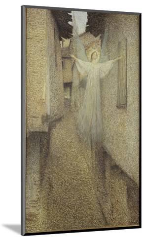 L'Apparition-Henri Martin-Mounted Giclee Print