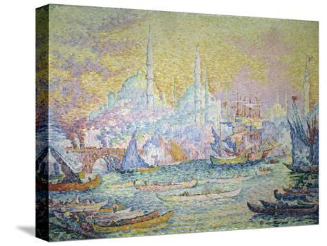 Istanbul, c.1907-Paul Signac-Stretched Canvas Print