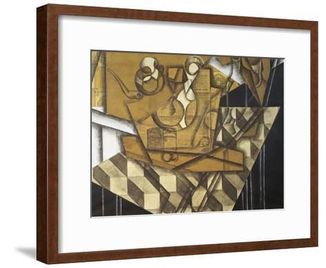 Teacups, c.1914-Juan Gris-Framed Art Print