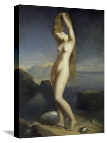 Venus Marine-Theodore Chasseriau-Stretched Canvas Print