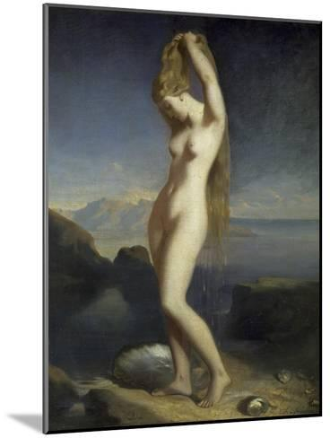 Venus Marine-Theodore Chasseriau-Mounted Giclee Print