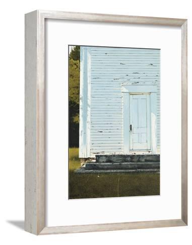 Daisy May-Ben Watson-Framed Art Print