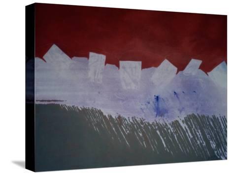 Mood Landscape 8, c.1981-Erik Slutsky-Stretched Canvas Print