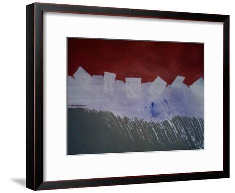 Mood Landscape 8, c.1981-Erik Slutsky-Framed Art Print