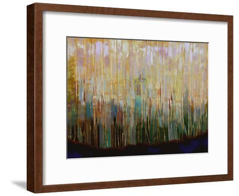 Swamp Thing-John Newcomb-Framed Art Print