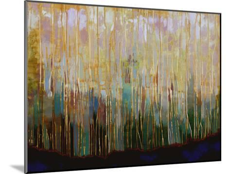 Swamp Thing-John Newcomb-Mounted Giclee Print