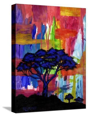 Africa-Helen Lurye-Stretched Canvas Print