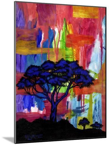 Africa-Helen Lurye-Mounted Giclee Print