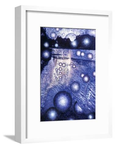 Painting on Water-Joel Barr-Framed Art Print