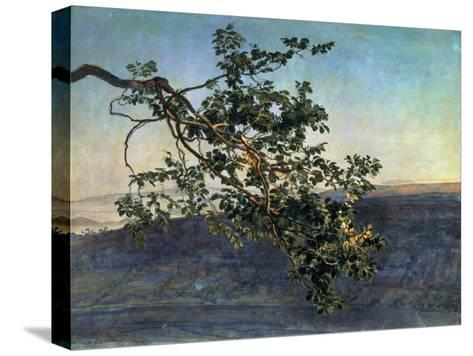 The Branch-Aleksandr Andreevich Ivanov-Stretched Canvas Print