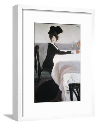 Breakfast-Leon Bakst-Framed Art Print