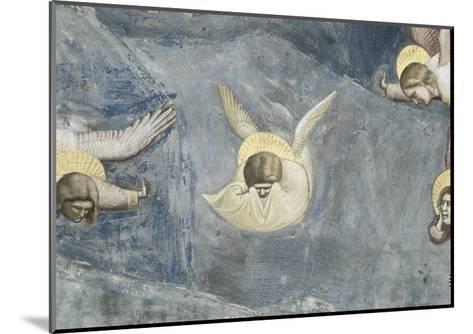 The Lamentation-Giotto di Bondone-Mounted Giclee Print