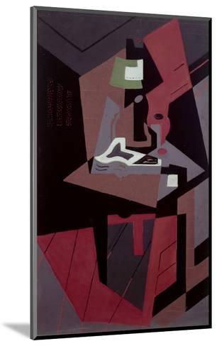 Composicion-Juan Gris-Mounted Giclee Print