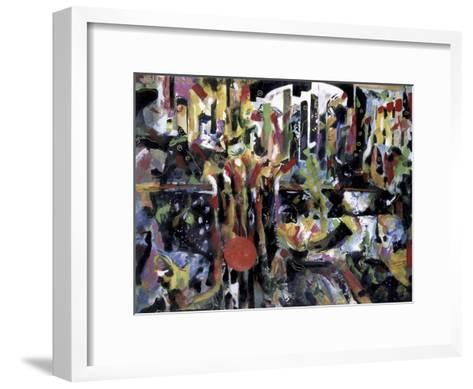Jazz Messenger IV-Gil Mayers-Framed Art Print