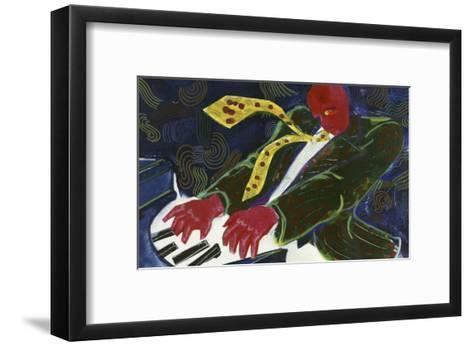 Great Balls O' Fire-Gil Mayers-Framed Art Print