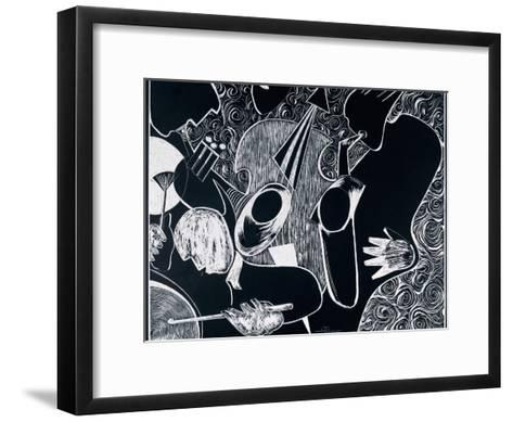 Vanguard-Gil Mayers-Framed Art Print