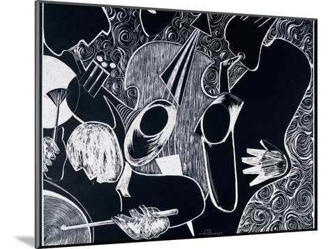 Vanguard-Gil Mayers-Mounted Giclee Print