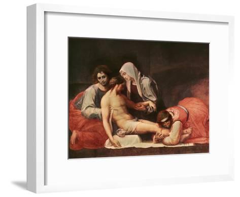 The Deposition-Fra Bartolommeo-Framed Art Print