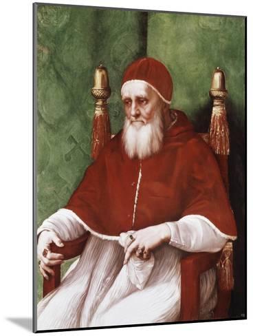 Pope Julius II-Raphael-Mounted Giclee Print