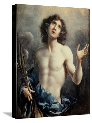 Saint Sebastian-Carlo Dolci-Stretched Canvas Print