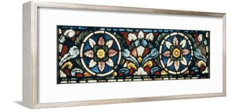 Stained Glass, c.1220--Framed Art Print