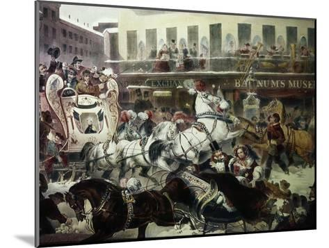 Barnum's Museum-A.c. Kent-Mounted Giclee Print