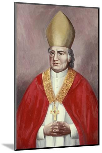 Archbishop John Carrol-Vittorio Bianchini-Mounted Giclee Print
