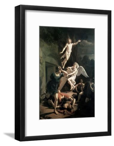 The Resurrection-Adriaan van der Werff-Framed Art Print