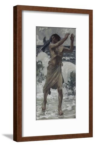 Jonah-James Tissot-Framed Art Print
