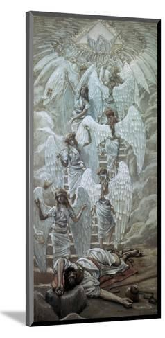 Jacob's Dream-James Tissot-Mounted Giclee Print
