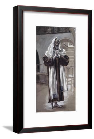 Andrew-James Tissot-Framed Art Print