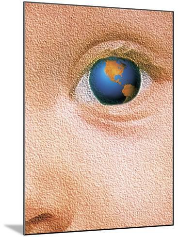World Through the Eyes of a Child-Greg Smith-Mounted Photographic Print