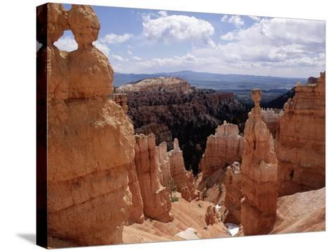 Thor's Hammer, Bryce Canyon National Park, UT-Anthony James-Stretched Canvas Print