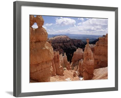 Thor's Hammer, Bryce Canyon National Park, UT-Anthony James-Framed Art Print