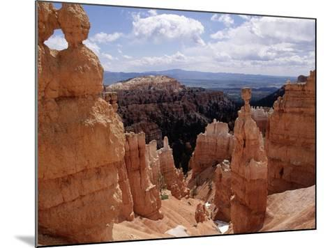 Thor's Hammer, Bryce Canyon National Park, UT-Anthony James-Mounted Photographic Print