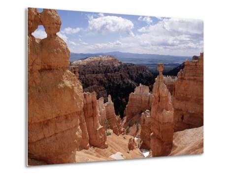 Thor's Hammer, Bryce Canyon National Park, UT-Anthony James-Metal Print