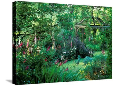 A Romantic Retreat-Lynn Keddie-Stretched Canvas Print