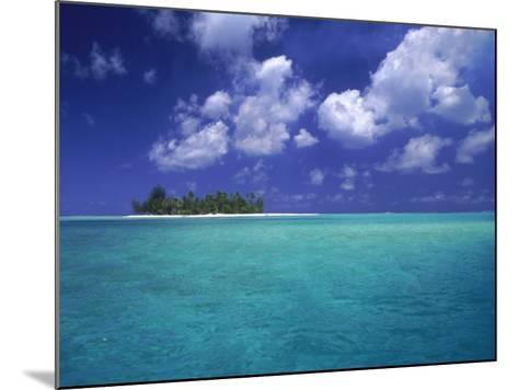 Bora Bora Lagoon, Pacific Islands-Mitch Diamond-Mounted Photographic Print