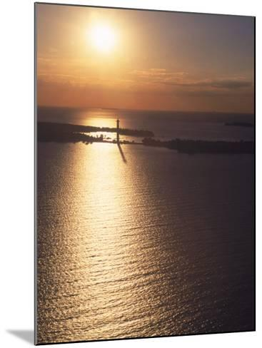Sunset on Put-In-Bay, Ohio-Jeff Friedman-Mounted Photographic Print