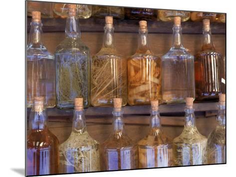 Cachaca, Brazilian Alcoholic Drink-Jeff Dunn-Mounted Photographic Print