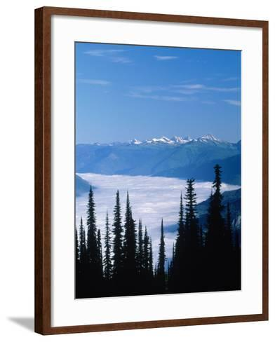 Columbia River Valley, Canada-Don Grall-Framed Art Print