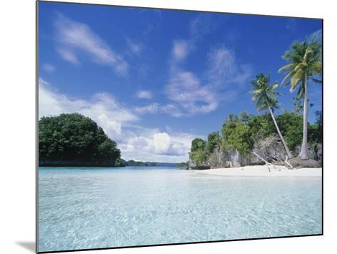 Honeymoon Island, Rock Island-Stuart Westmorland-Mounted Photographic Print
