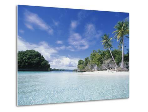 Honeymoon Island, Rock Island-Stuart Westmorland-Metal Print