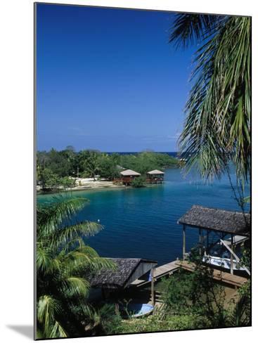 Anthony's Key Resort, Roatan, Honduras-Timothy O'Keefe-Mounted Photographic Print